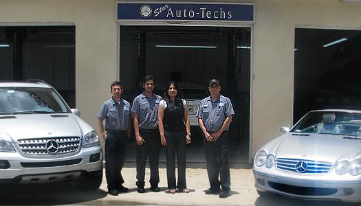 About star auto techs mercedes benz pembroke pines fl for Mercedes benz pembroke pines service